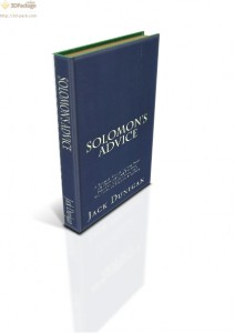 Solomon's Advice - A Topical Guide to the Proverbs