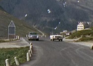 goldfinger cars